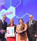 Milestone Award Leybold pompe da vuoto