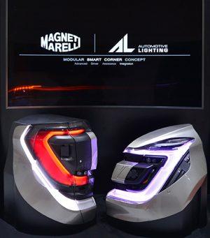 powertrain avanzato Magneti Marelli CES Las Vegas