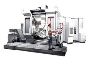 lavorazioni CNC online Weerg centri lavoro Hermle