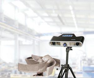 ispezione misurazioni 3D CAM2 MecSpe 2018