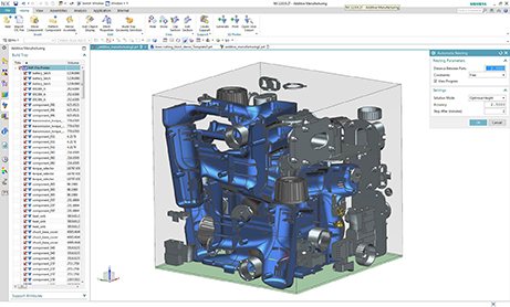 additive manufacturing Siemens NX