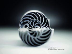 fusione laser additivo Concept Laser Ridix MecSpe 2018