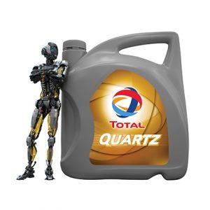 oli motore campagna Total Quartz