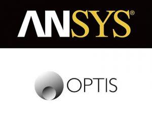 simulazione ottica Ansys acquisizione Optis
