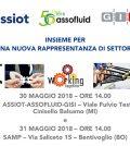 Assofluid Assiot Gisi rappresentanza di settore