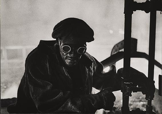 Eugene Smith MAST Bologna mostra fotografica Pittsburgh