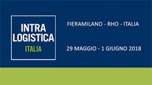 logistica 4.0 Intralogistica Italia 2018