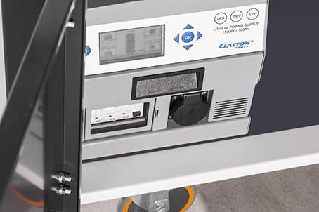 Altezza Banco Di Lavoro Ergonomia : Banco da lavoro regolabile hoffmann group meccanica plus