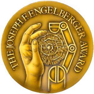 Engelberger Robotics award Østergaard Universal Robots