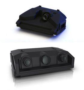 telecamere ZF Mobileye S-Cam4 TriCam4