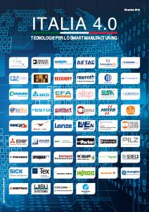 Italia 4.0 – Tecnologie per lo Smart Manufacturing
