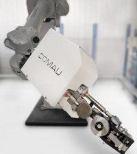 graffatura robotizzata Smart Hemmer Comau