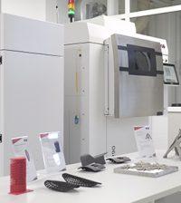 additivo EOS Comet Friuli Innovazione Additive FVG