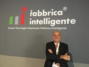 Luca Manuelli presidente Cluster Fabbrica Intelligente