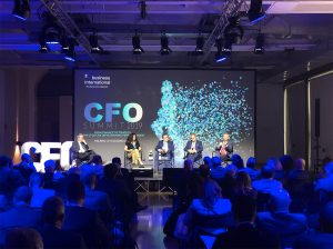 CFO Summit 2019 CFO 4.0 Business International