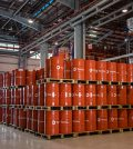 laminazione lubrificanti Total acquisizione Houghton