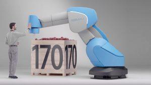 Aura robot collaborativo Comau