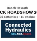 connected hydraulics Bosch Rexroth