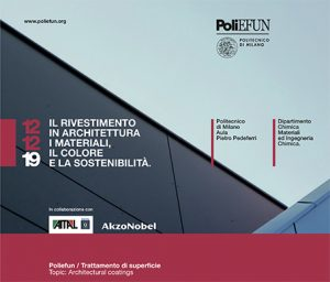 architettura sostenibilità trattamenti rivestimento Poliefun