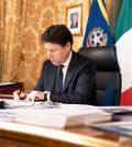 DPCM Cura Italia Conte coronavirus