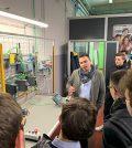 Siemens laboratorio formazione 4.0 Lucca