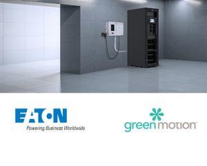 Eaton ricarica Green Motion