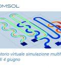 Comsol laboratorio virtuale modellazione