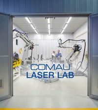 Comau Laboratori laser