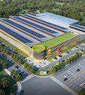 Interroll nuova fabbrica Cina