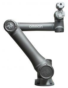 Omron Schunk Techman cobot