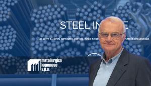Siro Della Flora_presidente Metallurgica Legnanese