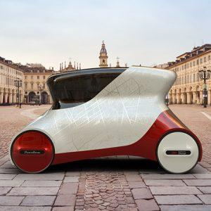 3M concorso car wrapping Piemontesina