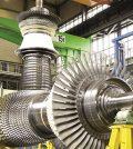 Total 50 anni lubrificazione turbine Preslia