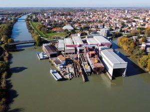 Cantiere Navale Vittoria ambiente