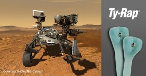ABB fascette Ty-Rap Mars Rover