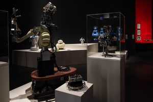Mostra_Mudec_robot Milano