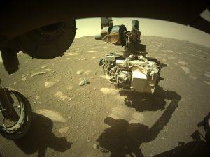 SKF cuscinetti Rover Perseverance