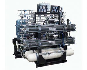 Compressore idrogeno Atlas Copco