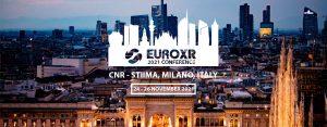 CNR-Stiima EuroXR 2021 conference realtà virtuale