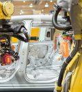 Fanuc robot e-mobility veicoli elettrici Ford Colonia