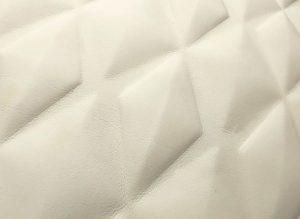 Makra Pro FormLabs 3d printed leather stampaggio in schiuma