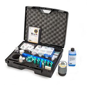 Parker Hannifin monitoraggio olio test kit settore marittimo
