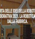 Universal Robots robotica collaborativa agricoltura