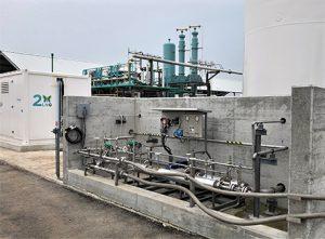 Vanzetti Engineering pompe criogeniche biogas microliquefazione BioGNL