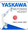 Yaskawa Motoman HC20DT cobot red dot award