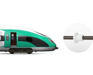 Eichenberger viti in alluminio filettate Easy treni alta velocità