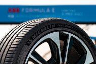 Michelin pneumatici EV electric sport carsauto sportive elettriche