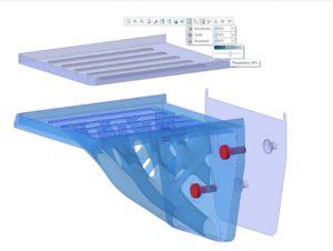 PTC Creo 8.0 progettazione generativa CAD