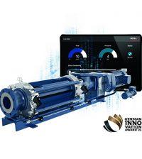 Seepex German Innovation award pompe digitali pump
