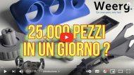 Weerg CNC stampa 3D online tour Piraz Help3D